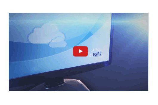 Video Thin client IGEL UD9