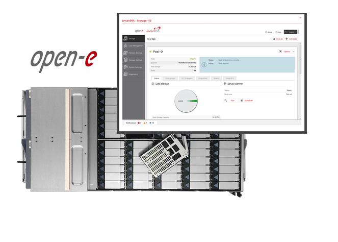 Storage Definido por Software Open-E