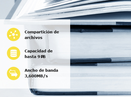 storage sector educativo