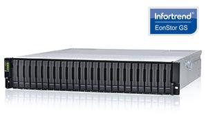 Sistema almacenamiento Infortrend VDI