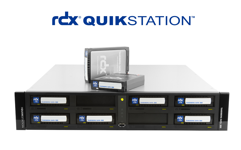 Tandberg RDX QuikStation8