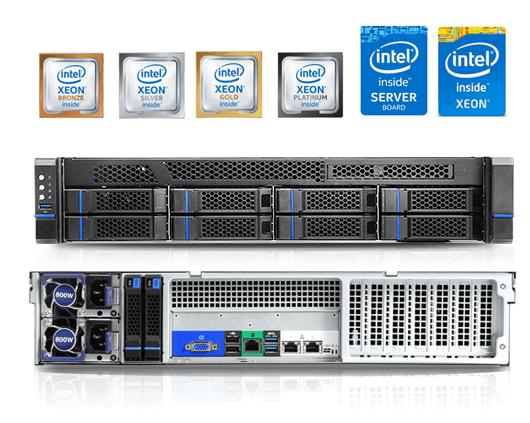 Servidores Dakel Intel dual socket