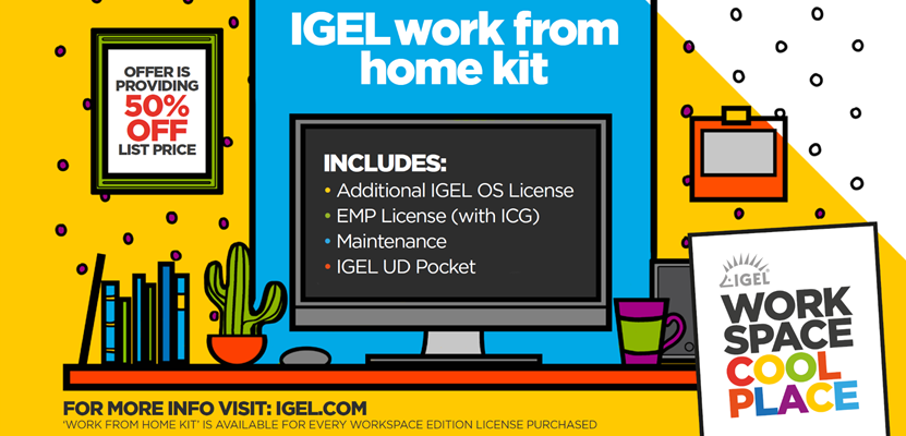 IGEL Work-From-Home